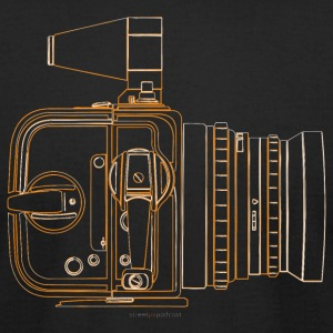 GAS - Hasselblad SWC - Men's T-Shirt by American Apparel