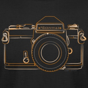GAS - Nikkormat - Men's T-Shirt by American Apparel