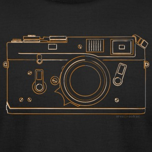 GAS - Leica M4 - Men's T-Shirt by American Apparel