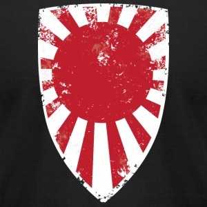Japan Imperial Navy Flag - Men's T-Shirt by American Apparel