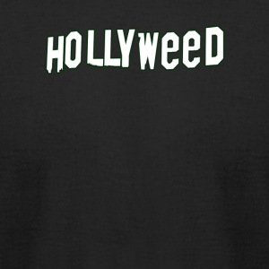 Hollyweed - Men's T-Shirt by American Apparel