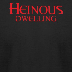 Heinous Dwelling - Men's T-Shirt by American Apparel