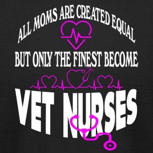 Proud Vet Nurse Mom T Shirt - Men's T-Shirt by American Apparel