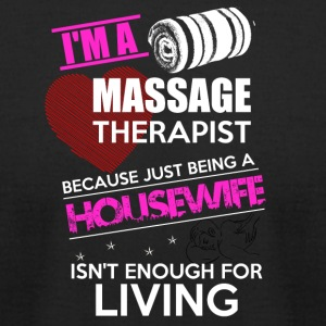 Massage Therapist - Men's T-Shirt by American Apparel