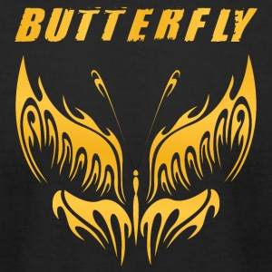 butterfly 18 - Men's T-Shirt by American Apparel