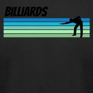 Retro Billiards - Men's T-Shirt by American Apparel