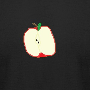 Apple - Men's T-Shirt by American Apparel