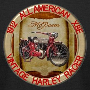 1912 All American Racer X8E - Men's T-Shirt by American Apparel