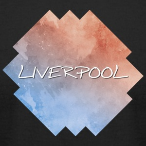 Liverpool - Men's T-Shirt by American Apparel