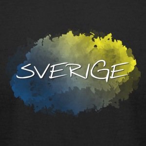 Sverige - Sweden - Men's T-Shirt by American Apparel