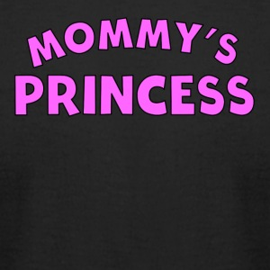 Mommy's Princess - Men's T-Shirt by American Apparel