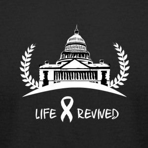 Life Revived - Men's T-Shirt by American Apparel