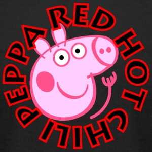PEPPA CHILI - Men's T-Shirt by American Apparel