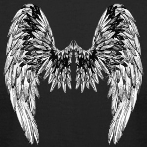 Wings steady - Men's T-Shirt by American Apparel