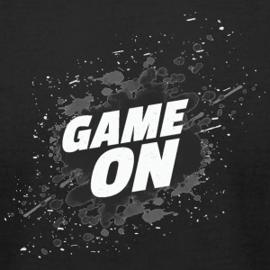 game on - Men's T-Shirt by American Apparel