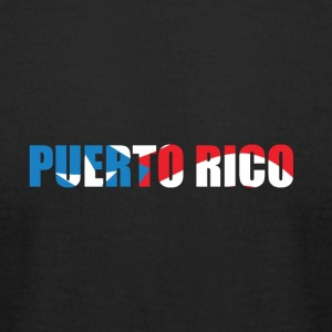 country Puerto Rico - Men's T-Shirt by American Apparel