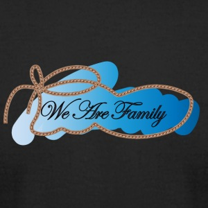 We are family - Men's T-Shirt by American Apparel