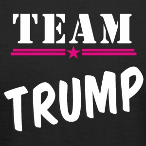 TeamTrump white - Men's T-Shirt by American Apparel