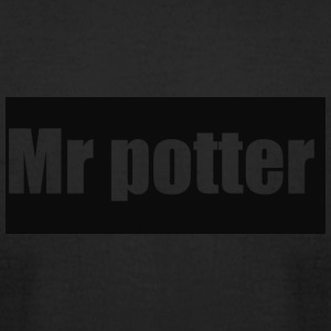 Jack_Potter_logo - Men's T-Shirt by American Apparel
