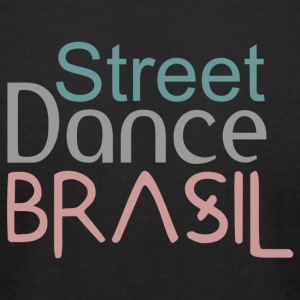 Street dance Brasil - Men's T-Shirt by American Apparel