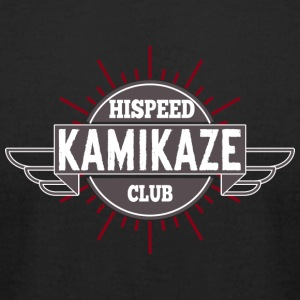 Kamikaze Hispeed Club - Men's T-Shirt by American Apparel