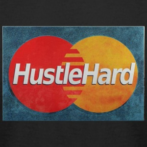 Hustle Hard Collection - Men's T-Shirt by American Apparel