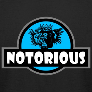 NOTORIOUS - Men's T-Shirt by American Apparel