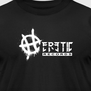 HERETIC RECORDS - Men's T-Shirt by American Apparel
