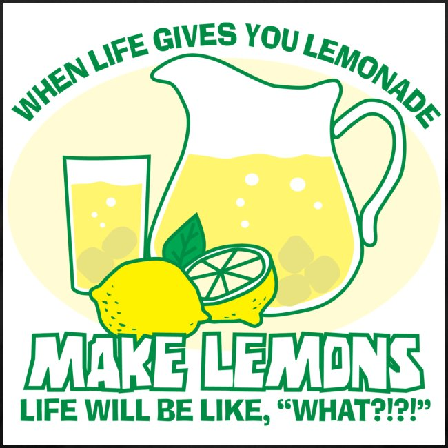 Make Lemons