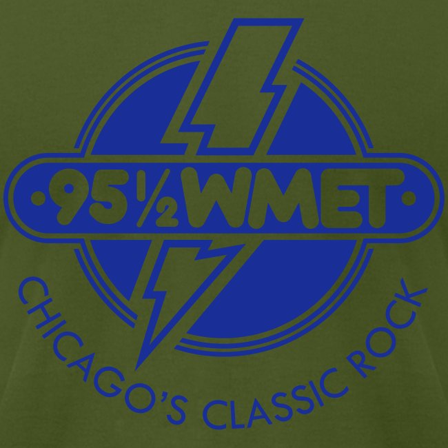 WMET logo (variable color)
