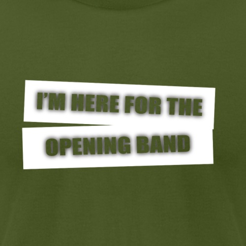 Opening Band - Men's Jersey T-Shirt