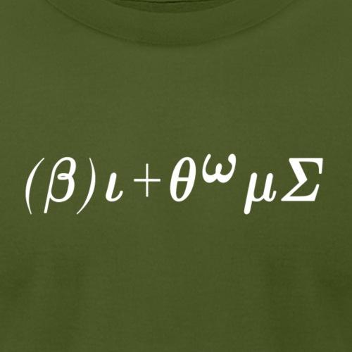 Math Formula - Unisex Jersey T-Shirt by Bella + Canvas