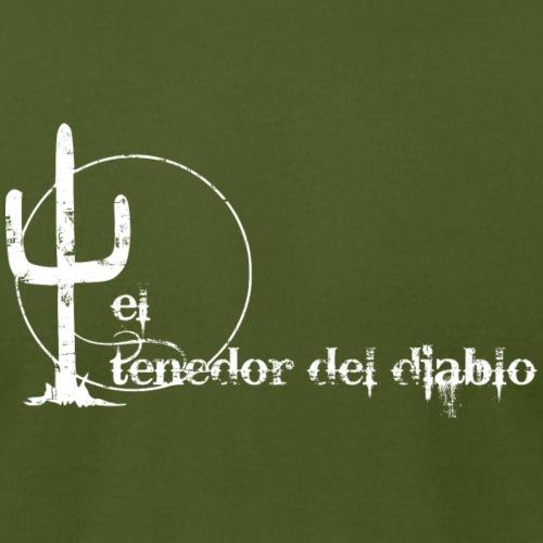 El Tenedor del Diablo - Unisex Jersey T-Shirt by Bella + Canvas