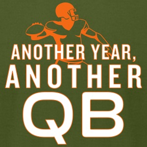 Another Year, Another QB - Men's T-Shirt by American Apparel