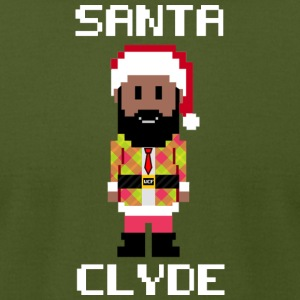 Santa Clyde So Fly (Limited Edition) - Men's T-Shirt by American Apparel