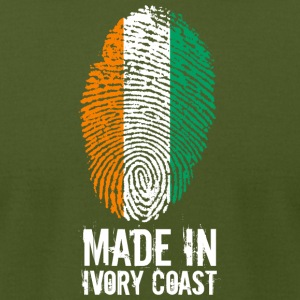 Made In Ivory Coast - Men's T-Shirt by American Apparel