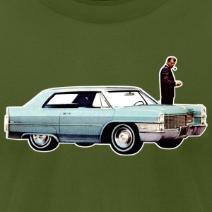 Cadillac 1965 - Full color. - Men's T-Shirt by American Apparel