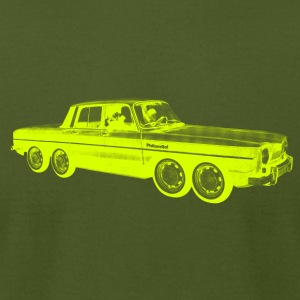 Eight-Wheeled Car - Men's T-Shirt by American Apparel