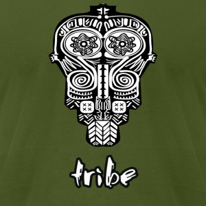 Tribe (Aztec) - Men's T-Shirt by American Apparel