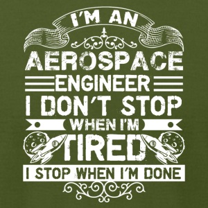 Aerospace Engineer Shirt - Men's T-Shirt by American Apparel