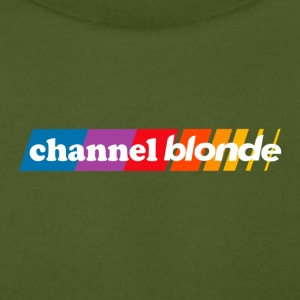 channel blonde - Men's T-Shirt by American Apparel