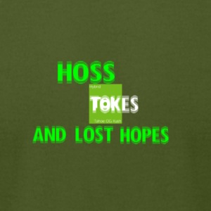 hoss - Men's T-Shirt by American Apparel