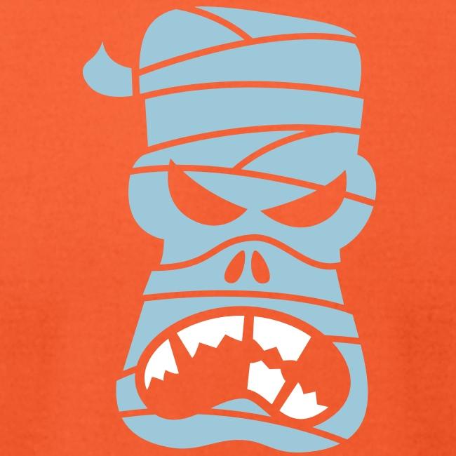 Angry Halloween Mummy