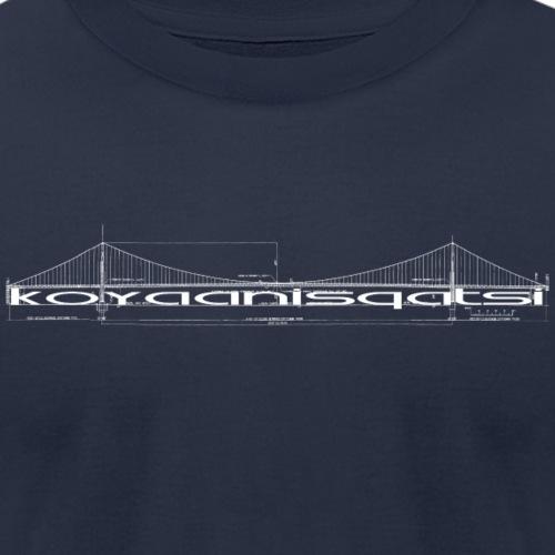 Koyaanisqatsi - Unisex Jersey T-Shirt by Bella + Canvas