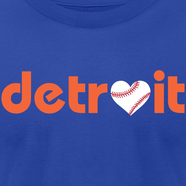 Detroit Baseball Love