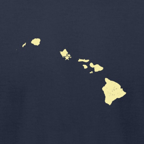 Honolulu - Men's Jersey T-Shirt