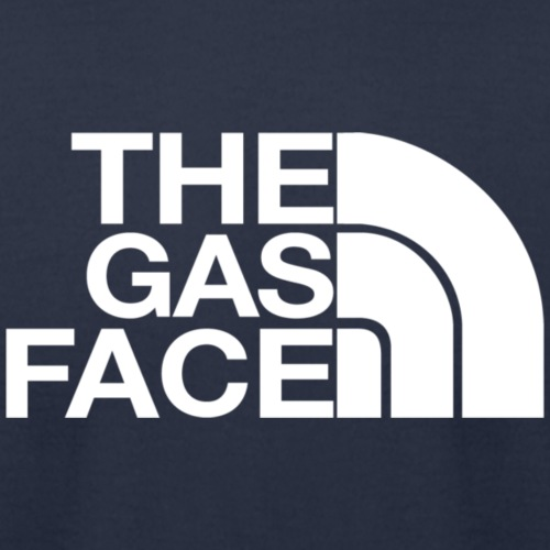 thegasface - Unisex Jersey T-Shirt by Bella + Canvas