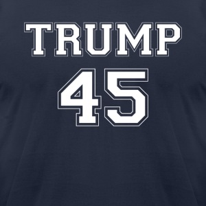Donald Trump Swag - Men's T-Shirt by American Apparel