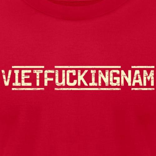 Viet F***ing Nam - Unisex Jersey T-Shirt by Bella + Canvas