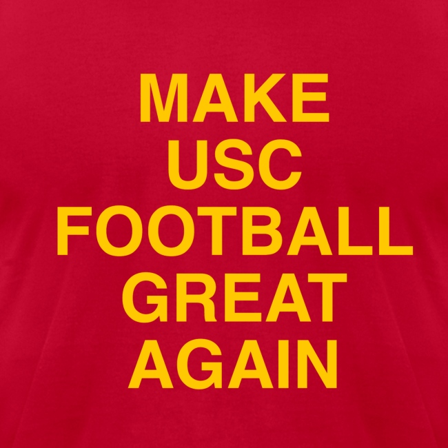 Make USC Football Great Again